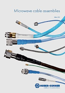 Microwave cable sassemblies 2015