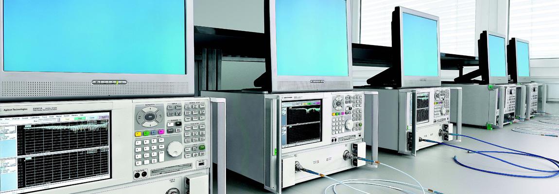 Rádiófrekvenciás / RF teszt és méréstechnológia